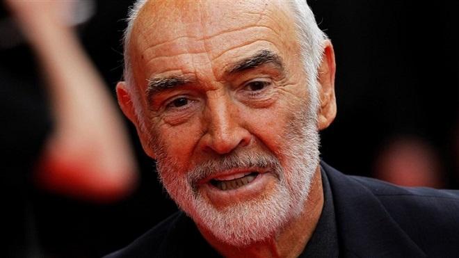 Sean Connery, Điệp viên 007, qua đời, nam tài tử