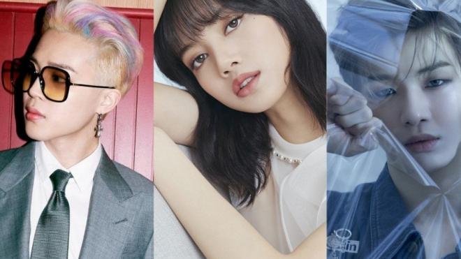 Jimin BTS và Lisa Blackpink đứng đầu BXH idol K-pop tháng 9