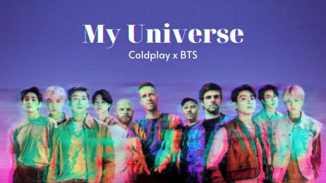 BTS, BTS tin tức, BTS thành viên, Kpop, ARMY, BTS My Universe, My Universe, Coldplay, Chris Martin, BTS youtube, BTS idol, BTS profile, BTS song, BTS ca khúc, BTS album