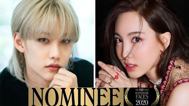 Dàn sao nhà JYP được đề cử Top 100 khuôn mặt đẹp nhất thế giới 2020