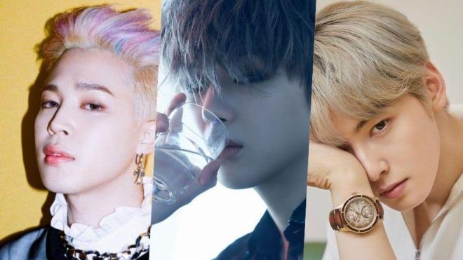 BXH Thần tượng K-pop tháng 5: Jimin BTS dẫn đầu