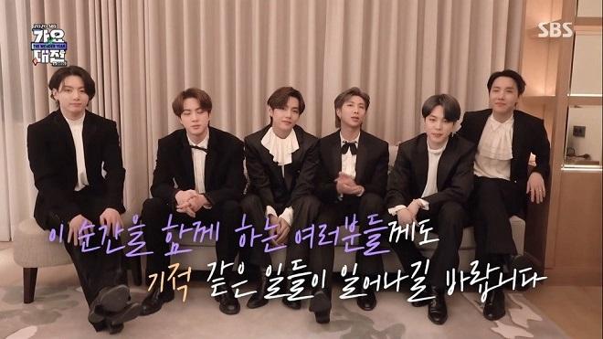 'Ấm lòng' với thông điệp BTS gửi ARMY trước khi bước sang năm mới