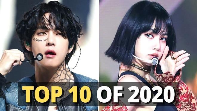 10 fancam sao Kpop được xem nhiều nhất 2020: BTS, Blackpink, ITZY