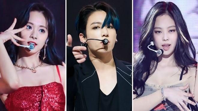 Ai chiến thắng nhiều chương trình âm nhạc nhất 2020: BTS, Blackpink, Twice