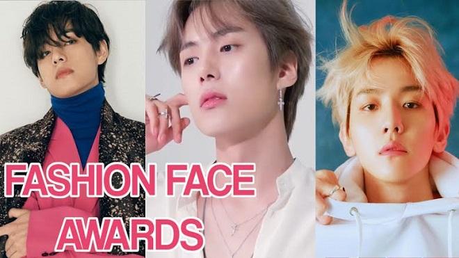 'Điểm danh' nam thần K-pop lọt Top Gương mặt thời trang 2020