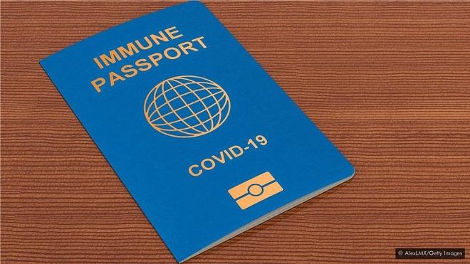 Covid-19, Dịch Covid-19, Hộ chiếu vaccine, Vaccine