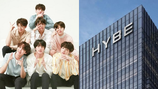 BTS, BTS tin tức, Big Hit Entertainment, HYBE, TXT, Seventeen, Kpop