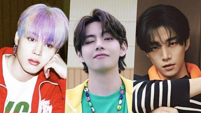 Jimin BTS 'vô đối' trên BXH Nam thần tượng tháng 6