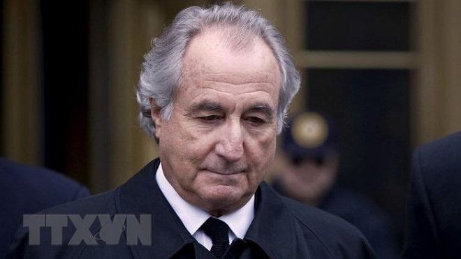 Bernie Madoff, Mỹ, vua lừa đảo, Kim tự tháp, Ai Cập, qua đời