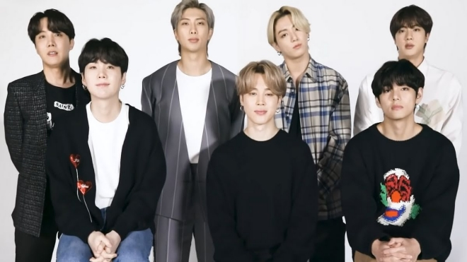Thành viên BTS gửi 'tâm thư' tới ARMY qua chiến dịch mới