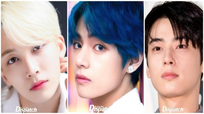 8 thần tượng K-pop có đôi mắt đẹp vạn người mê