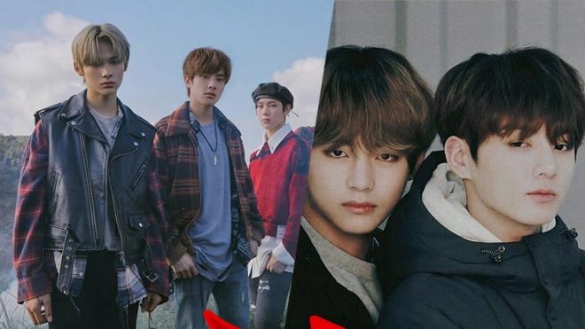 Top nhóm nhạc nam K-pop bán chạy nhất 2021: BTS và đàn em áp đảo