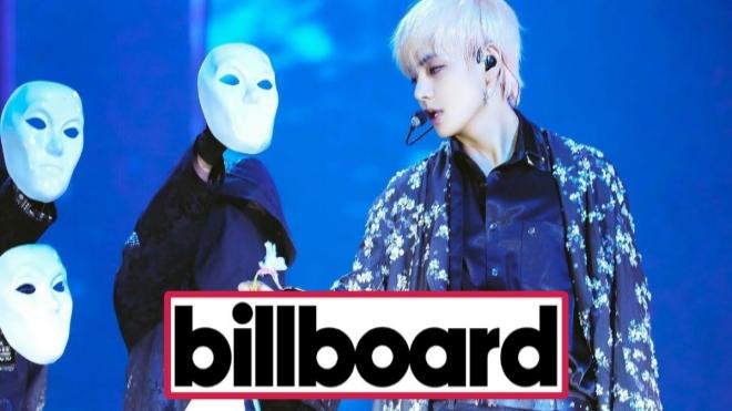 V BTS đạt thành tích khủng trên Billboard với tư cách nghệ sĩ solo