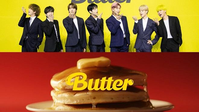 BTS đính chính về băn khoăn 'Butter' giống ca khúc của ban nhạc rock Anh