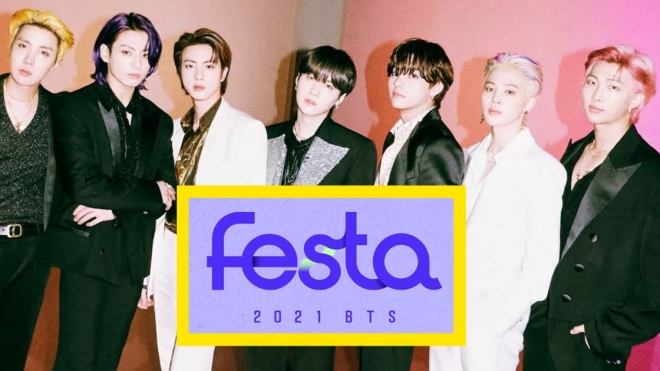 BTS chính thức công bố FESTA 2021