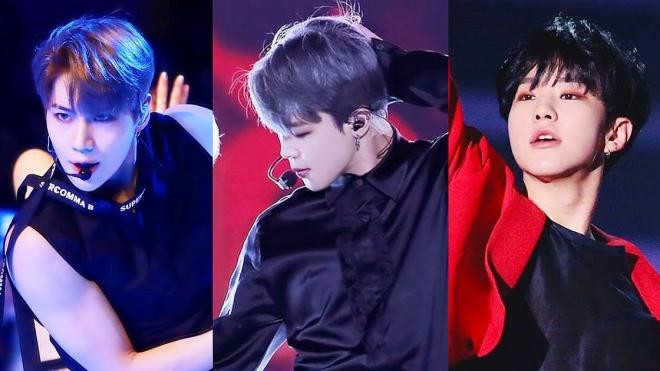 Jimin BTS chính là nam thần K-pop vũ đạo đỉnh nhất