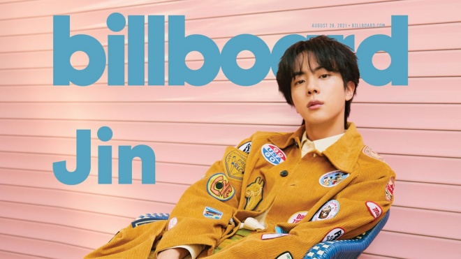 Jin BTS được tung hô với biệt danh 'ông hoàng thumbnail'