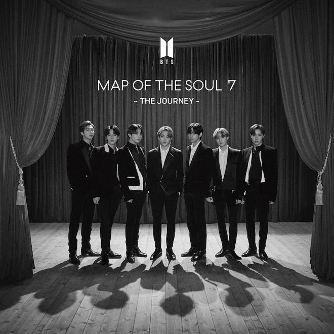 BTS, Black Swan, Adele, Map Of The Soul: 7, phá kỷ lục, Hello, 25, BTS tin tức, BTS thành viên, BTS YouTube