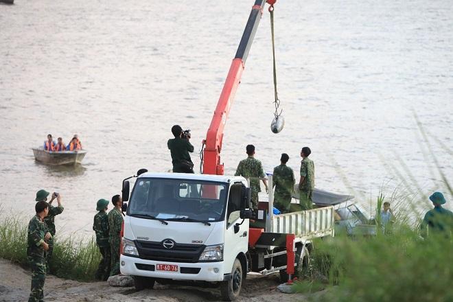 Trục vớt, an toàn, quả bom, dưới sông Hồng, Hà Nội, vớt bom, sông Hồng, cầu Long Biên