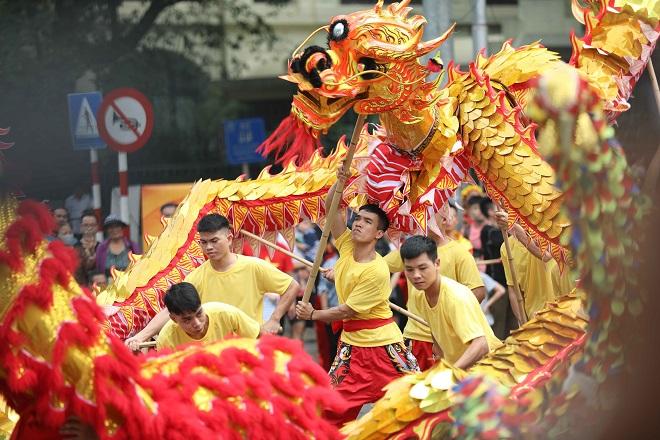 1010 năm Thăng Long, Hà Nội, Tuần văn hóa, chào mừng đại lễ