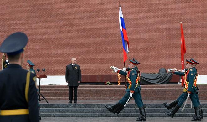 Nga với thông điệp đoàn kết và hợp tác, Ngày Chiến thắng, Tổng thống Nga, Vladimir Putin