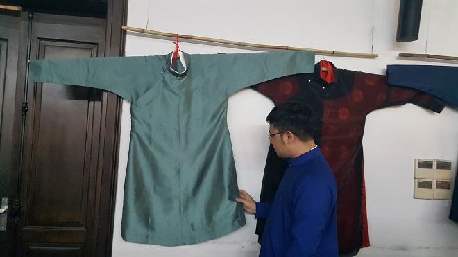 Hà Nội, Áo dài, bảo tồn, di sản, áo dài truyền thống
