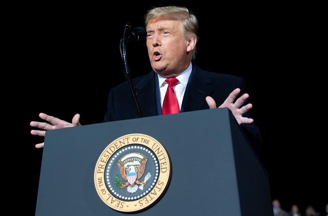 Bầu cử Mỹ, 2020, Tổng thông Donald Trump, Hoa Kỳ, Nhà Trắng