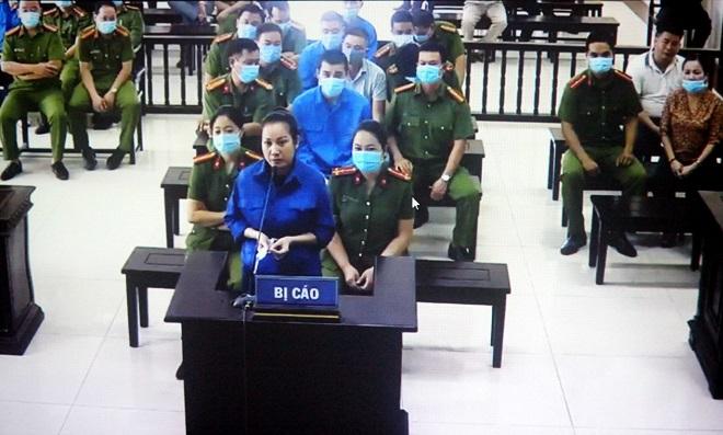 Nguyễn Xuân Đường, Đường Nhuệ, phạt tù, Thái Bình, Nguyễn Thị Dương