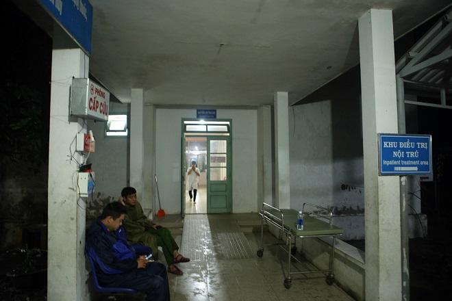 Thủy điện Rào Trăng, Huế, sạt lở, mưa lũ, mất tích