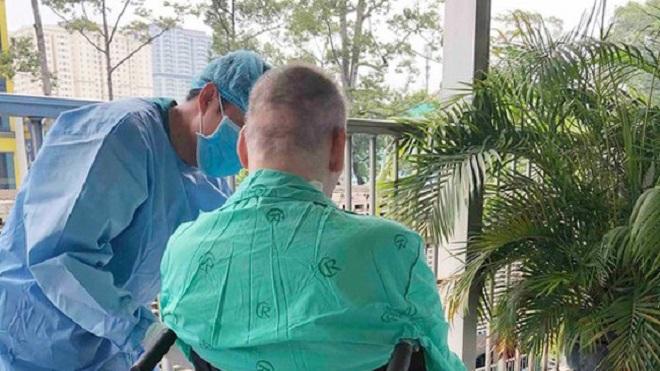 Dịch COVID-19, COVID-19, Việt Nam, Bệnh nhân 91, nam phi công Anh, xuất viện, COVID-19 tin tức