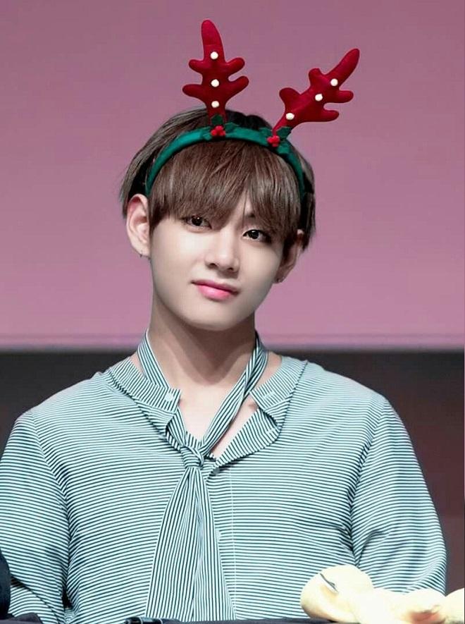 BTS, V tặng ARMY quà Giáng sinh, BTS V, V BTS, ARMY, BTS Jimin, Jimin BTS, BTS 2019