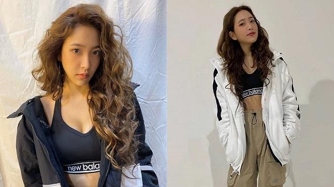 Yeri Red Velvet táo bạo lộ body và xỏ khuyên, nóng bỏng không kém Irene
