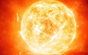 Mặt trăng hay mặt trời?