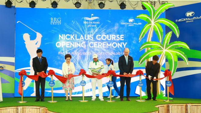 BRG Đà Nẵng Golf Resort chào đón sân gôn phong cách bờ kè (bulkhead style) đầu tiên tại Châu Á thiết kế bởi Nicklaus Design
