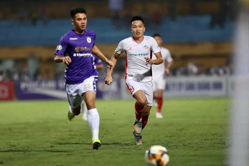 bóng đá Việt Nam, tin tức bóng đá, bong da, tin bong da, HLV Chu Đình Nghiêm, Quang Hải, Hà Nội 2-1 Viettel, kết quả bóng đá hôm nay, BĐTV