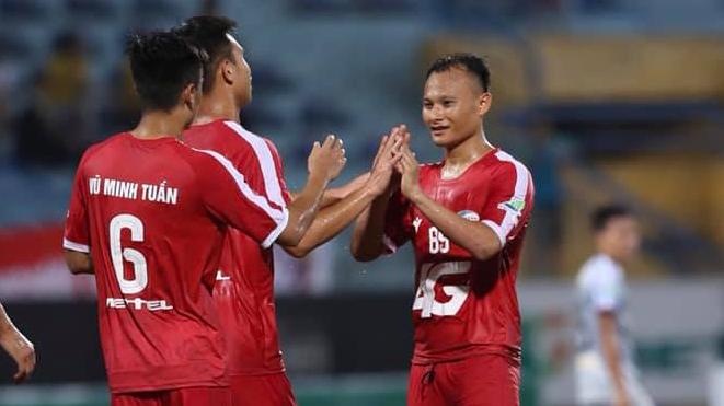Trọng Hoàng, Viettel, Quang Hải, Bình Dương, Tiến Linh, V League, Hà Nội vs HAGL, Hải Phòng vs TPHCM