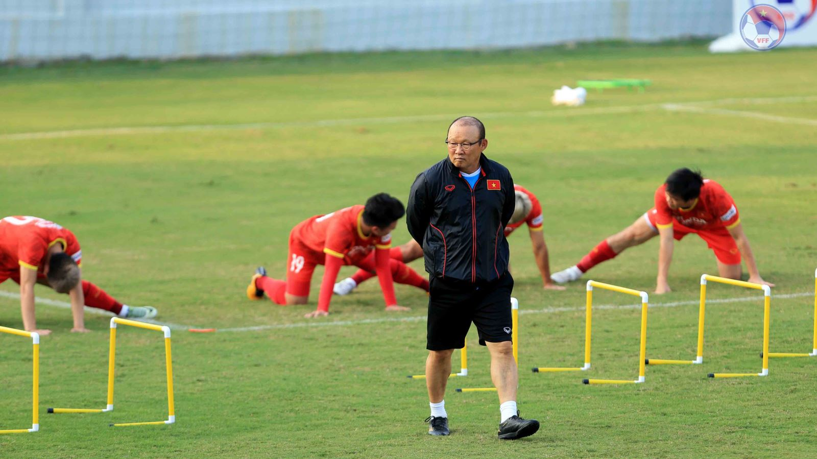 Bóng đá Việt Nam hôm nay: HLV Park Hang Seo gắn bó với đội tuyển Việt Nam