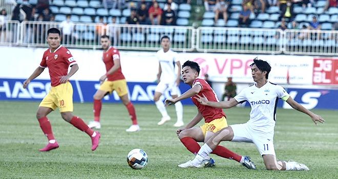 bóng đá Việt Nam, tin tức bóng đá, bong da, tin bong da, V League, chuyển nhượng V League, Bình Định, SLNA vs Bình Định, lịch thi đấu bóng đá hôm nay