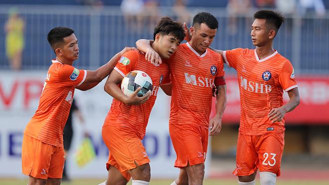 Trực tiếp Hải Phòng vs Đà Nẵng (18h00). TTTV, VTV6 trực tiếp bóng đá Việt Nam