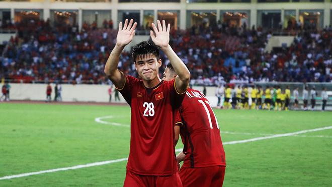 bóng đá Việt Nam, tin tức bóng đá, bong da, tin bong da, Bùi Tiến Dũng, thủ môn Bùi Tiến Dũng, Park Hang Seo, DTVN, U22 VN, lịch thi đấu bóng đá