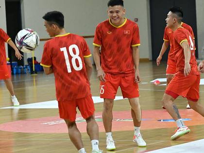 VTV6 TRỰC TIẾP bóng đá Futsal Việt Nam vs Panama, Futsal World Cup 2021 (22h00, 16/9)