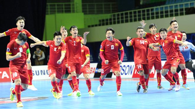 VTV6 TRỰC TIẾP bóng đá Futsal Việt Nam vs Brazil, Futsal World Cup 2021 (00h00, 14/9)