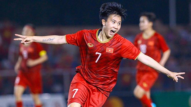 TRỰC TIẾP bóng đá nữ Việt Nam vs Maldives (20h00, 23/9)