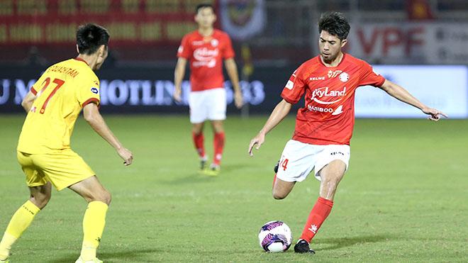 bóng đá Việt Nam tin tức bóng đá, bong da, tin bong da, Lee Nguyễn,CLB TPHCM, Thanh Hóa, Đông Á Thanh Hóa, V-League, lịch thi đấu bóng đá hôm nay