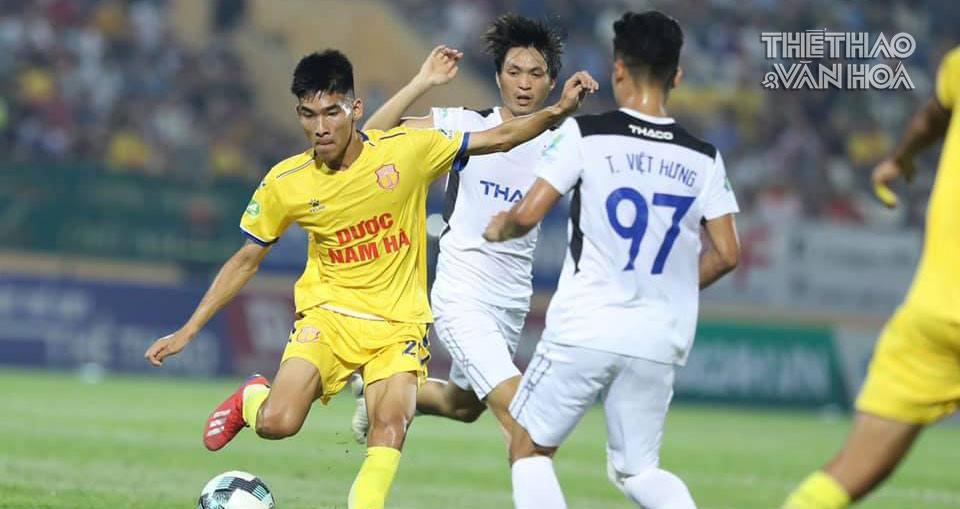 Xem lại Nam Định vs HAGL, Cúp Quốc Gia Việt Nam 2020