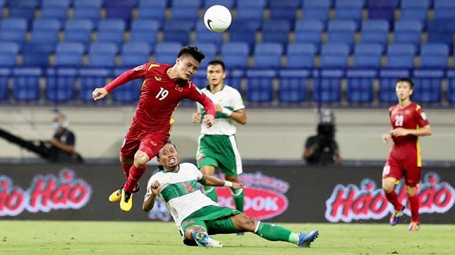 bóng đá Việt Nam, tin tức bóng đá, U23 Việt Nam, lịch thi đấu vòng loại U23 châu Á, vòng loại thứ ba World Cup 2022, HLV Park Hang Seo, VFF, Phan Văn Đức, SLNA