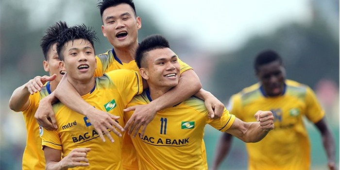 Trực tiếp bóng đá Việt Nam: Nam Định vs SLNA. BĐTV. VTV6. Trực tiếp V-League