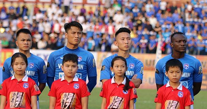 bóng đá Việt Nam, tin tức bóng đá, bong da, tin bong da, Hà Nội vs Quảng Ninh, lịch thi đấu vòng 9 V-League, Quảng Ninh thanh toán lương cầu thủ, VFF