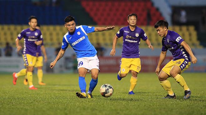 bóng đá Việt Nam, tin tức bóng đá, Than Quảng Ninh, Hà Nội vs Than Quảng Ninh, lịch thi đấu vòng 9 V-League, BXH V-League, Than Quảng Ninh nợ lương