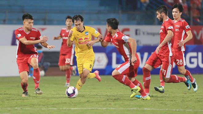 Trực tiếp bóng đá Việt Nam. BĐTV. VTV6. Viettel vs Than Quảng Ninh. Xem V-League
